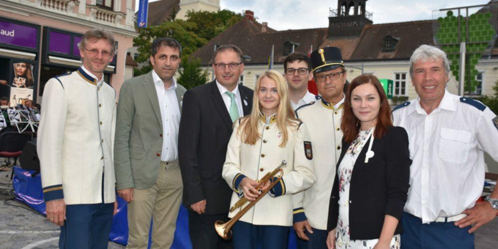 60 Jahre Stadtmusik Hollabrunn
