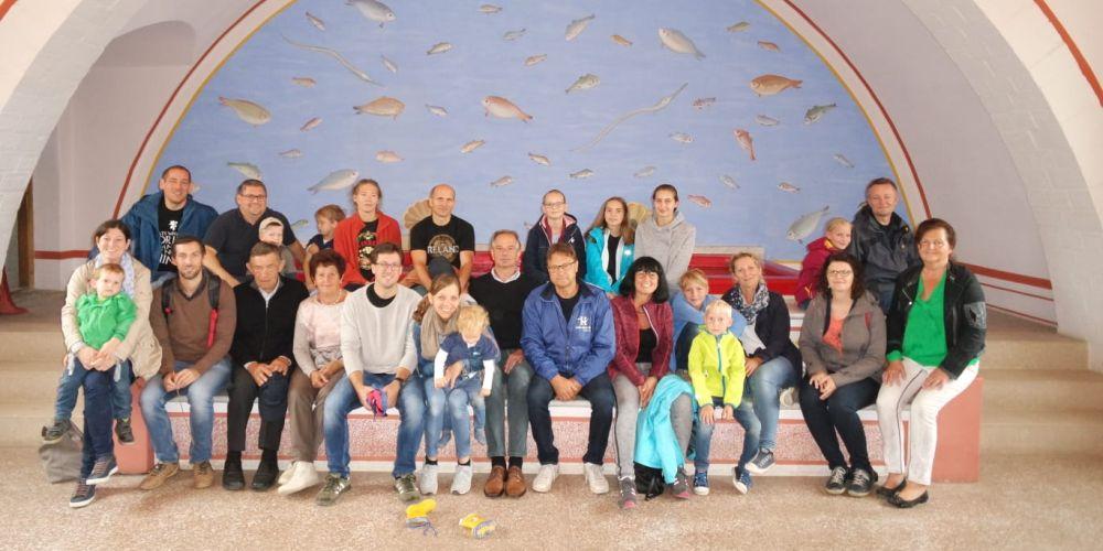 Stadtmusik Hollabrunn Ausflug nach Rohrau