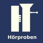 Stadtmusik HL - Hörproben
