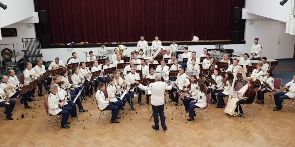 Konzertmusikbewertung Stadtmusik Hollabrunn 2019