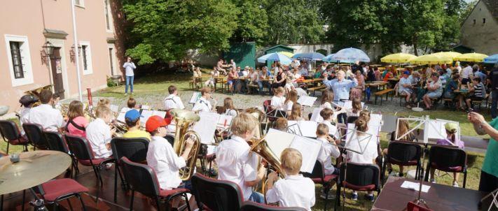 Konzert in der Hofmühle