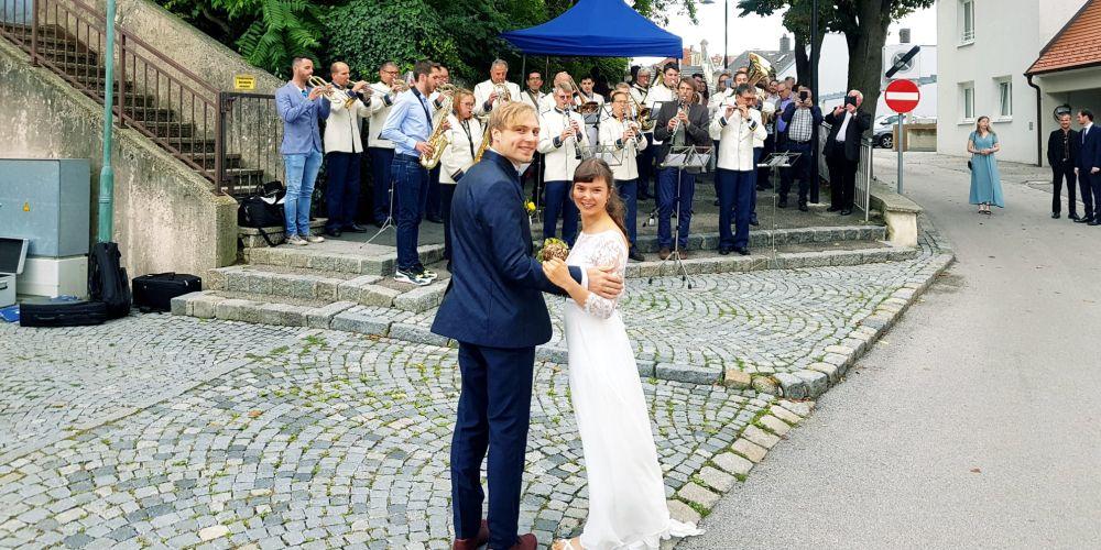 Hochzeit Natascha & David